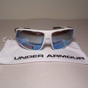 Under Armour UA STRIVE White New Men's Sunglasses